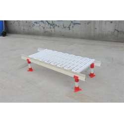 floor /plastic leakage dung frool for chicken and duck