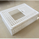 good quality plastic chicken transport box for small animal